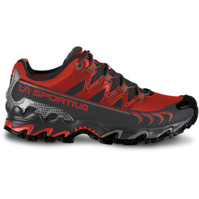La Sportiva Ultra Raptor Chaussures de trail Homme, goji/carbon